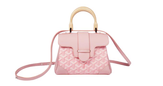 new products 5f695 3b591 ピンクカラーを限定発売!ゴヤールのクリスマスイベントへ (SPUR ...
