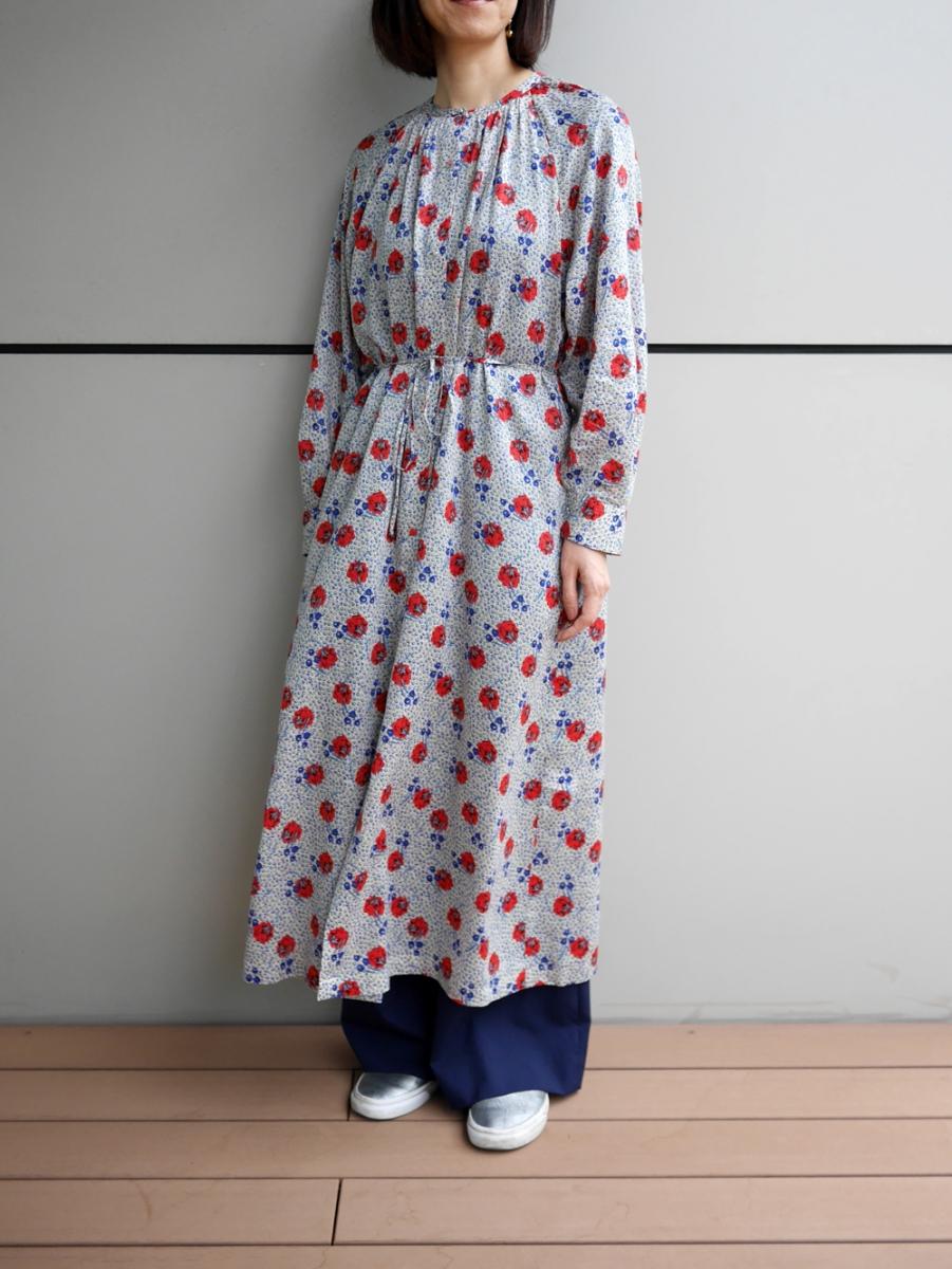 ef7af0c3bb 2月21日/デザイナーI/花柄ドレスで春を先取り (SPUR NEWS)