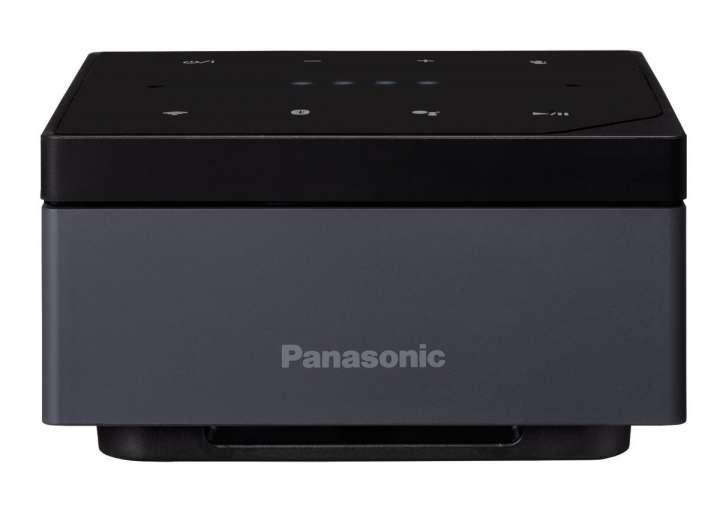 f0658fb21bd1 パナソニックから登場した Googleアシスタント搭載のワイヤレススピーカーシステム「コエリモ」は、これまでのスマートスピーカーとスマートリモコンとを一体化したよう ...