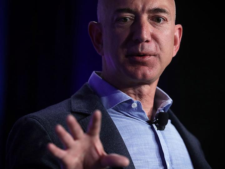 世界で最も裕福なAmazon CEOジェフ・ベゾス氏の暮らしとは (ビジネス ...