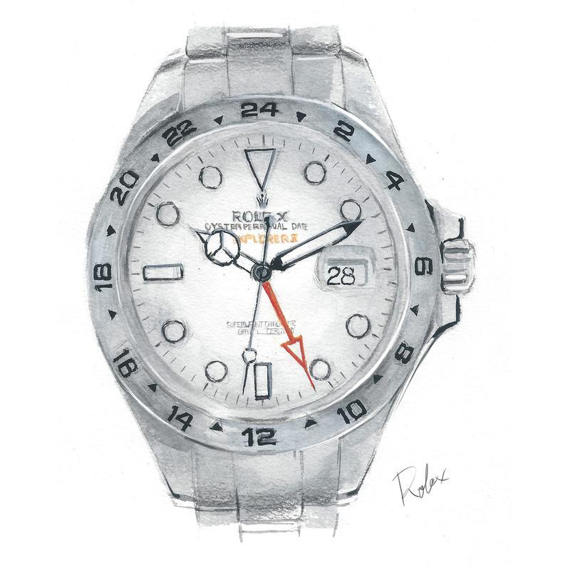 f828e4c732 ロレックス、IWC、オメガなど、語れる腕時計5選。大人に必要なのは物語 ...