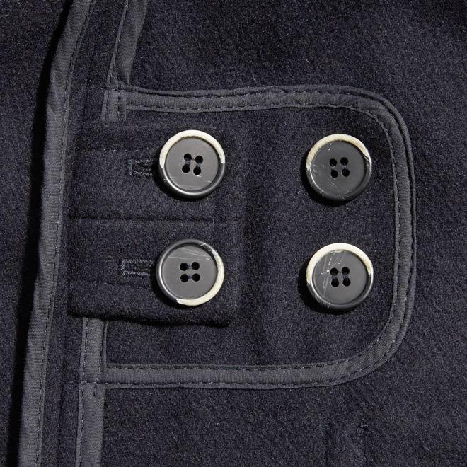 5fc5681a3d0c5c 先出し】シルエットを変えられるボタンが男心に響く (Esquire ...