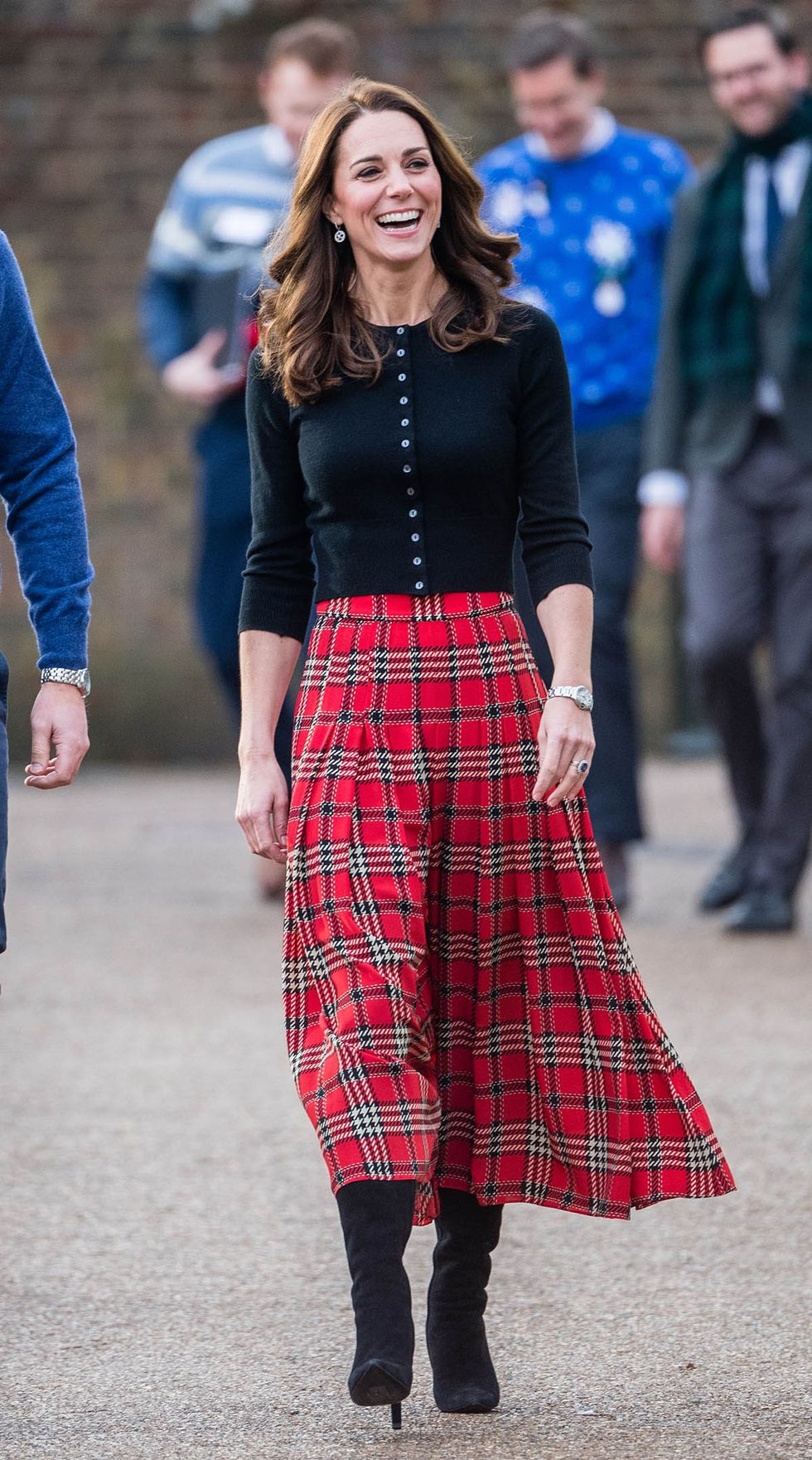 a5e85f5069ebc 英国王室絶対アイコン、キャサリン妃の2018年スタイルを振り返る ...