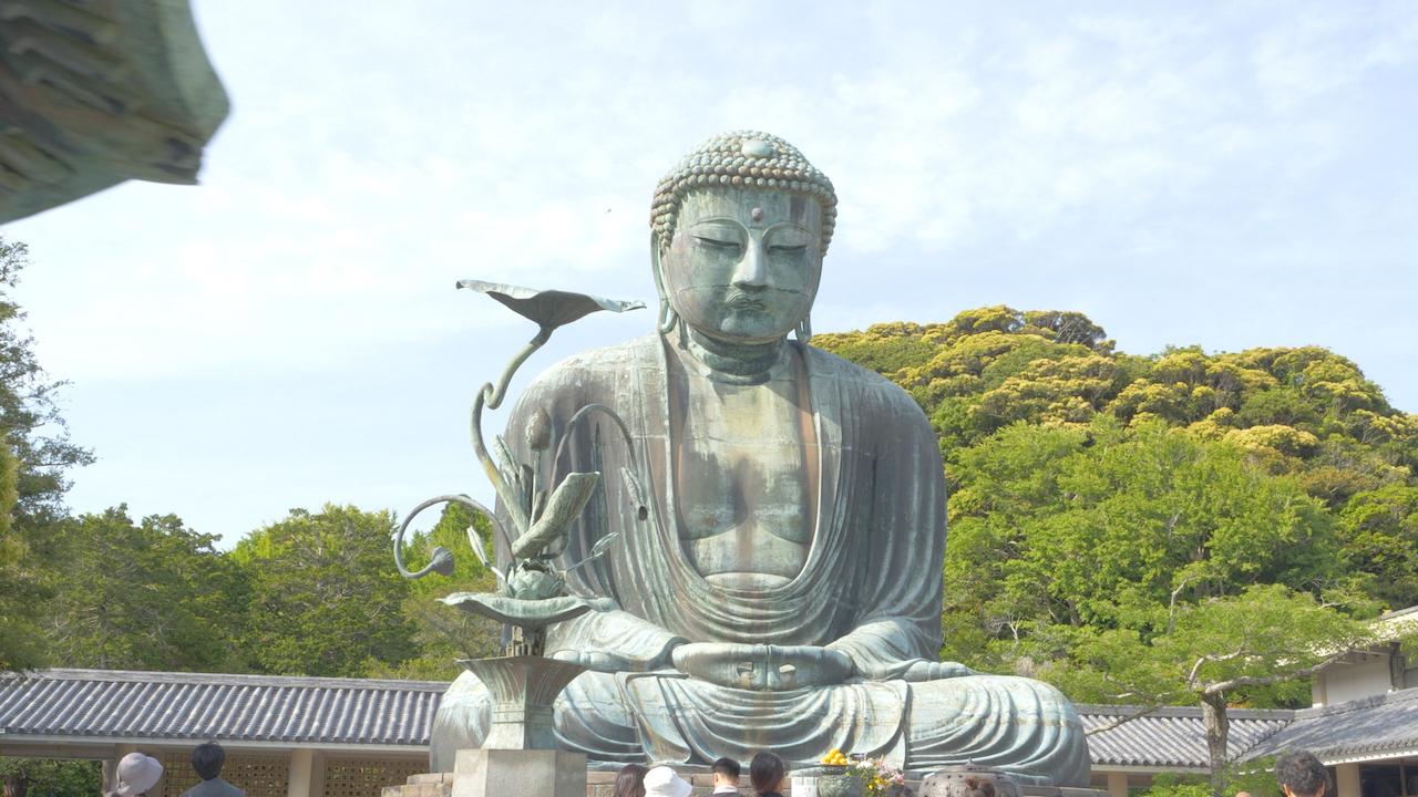 鎌倉の自然に癒されて。鎌倉の大...