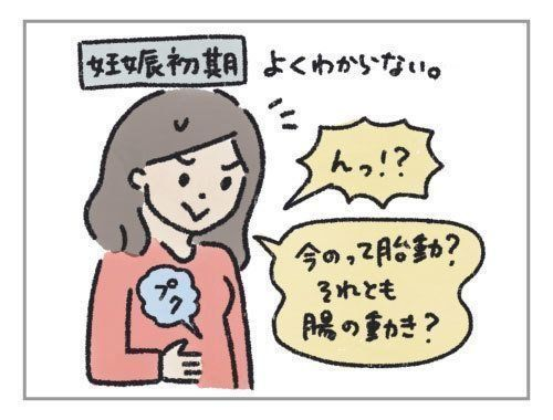 胎動 妊婦