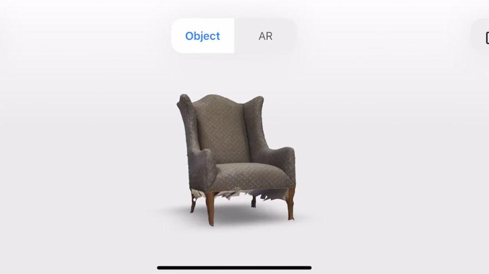 8f82da629d6f 3Dオブジェクトをメッセージで送付も可能にこれまで、オブジェクトの長さをAR上のメジャーを使用して測定するアプリ「AirMeasure」等を開発してきたLaan  Labs社が、 ...
