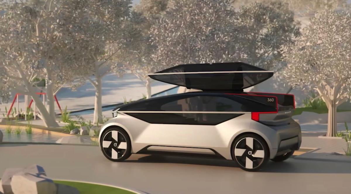 74183fe19e79 「360C」は電気自動車のため、排気ガスを出さず環境汚染への影響も少ない。更に、交通混雑の減少も予想される。「360C」の普及は、Volvo  Carsの顧客を満足させるだけ ...