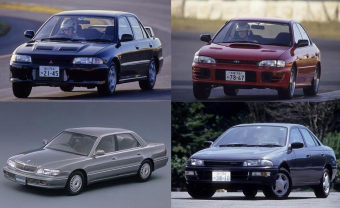 01995134f366 23年に渡る伝説の名勝負を繰り広げた2台もこの年生まれ! 平成4年に誕生した国産車5選