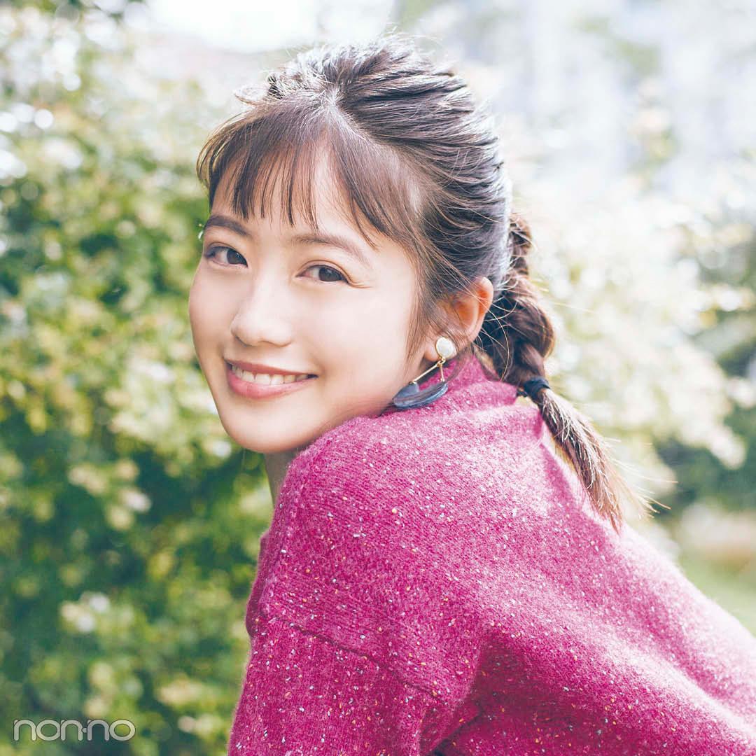 今田美桜さんがBBQでヘアアレンジするなら?