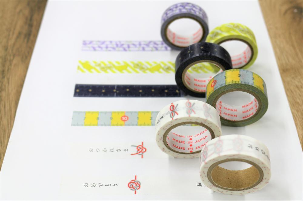 ファミマ マスキングテープ