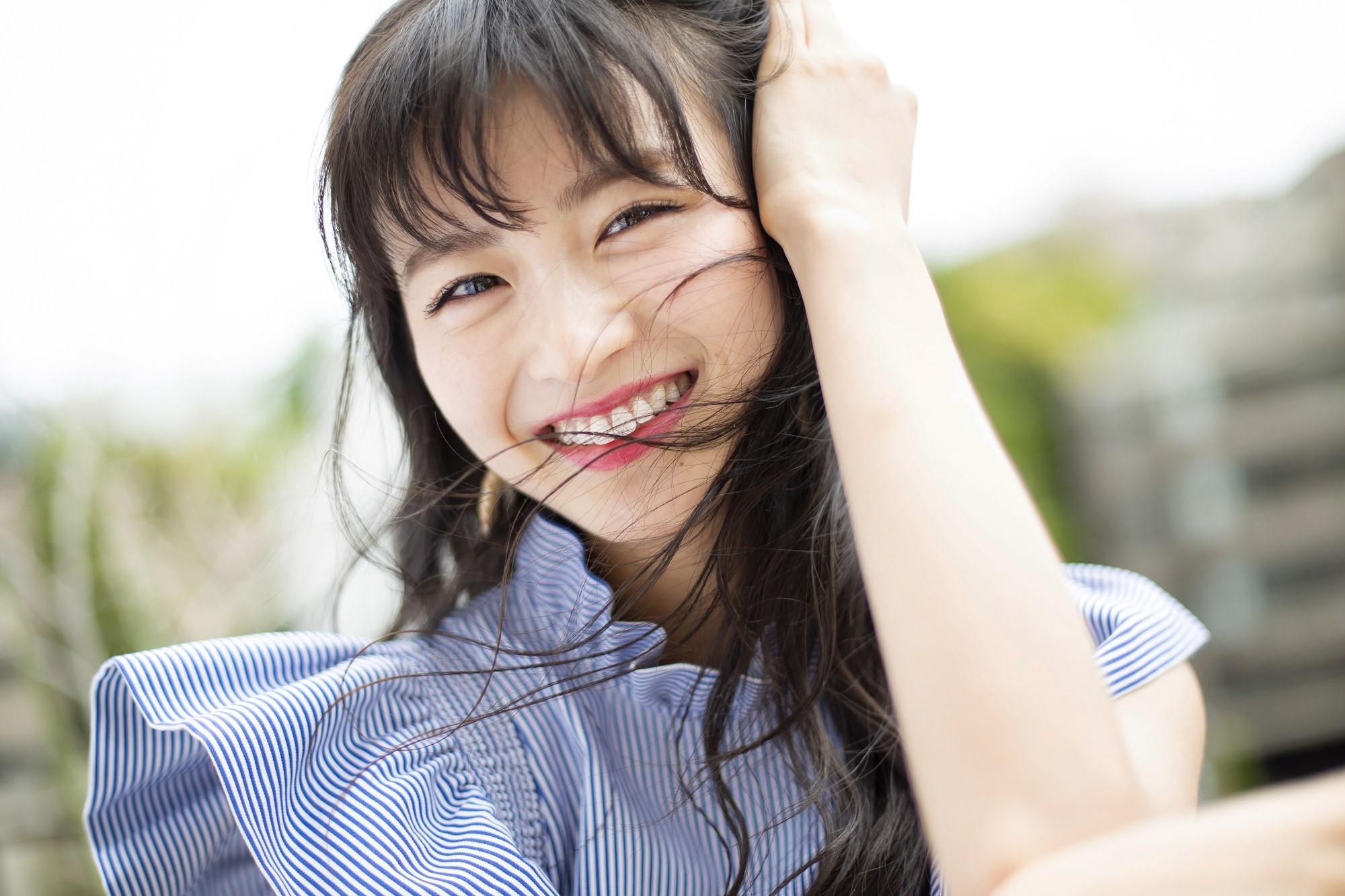 夏が大好き!」岡崎紗絵 スイカやかき氷の差し入れに歓喜! (ザ
