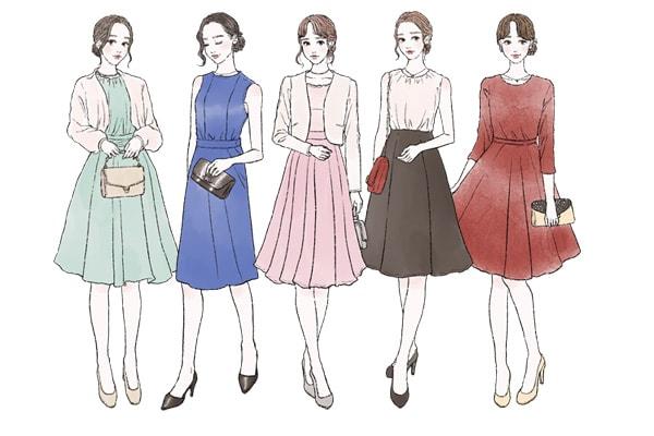 d23e4feb3f1ec 結婚式や披露宴といったフォーマルな場所には、「礼装」と呼ばれるスタイルで参列します。