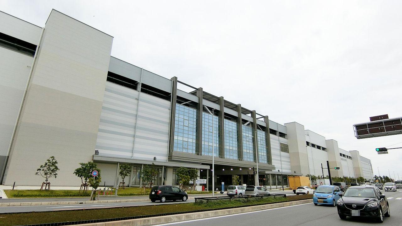 沖縄 パルコ シティ