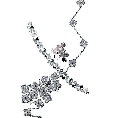 61fd5c9231a6 ブレスレット「ティファニー ペーパーフラワー」[プラチナ×ダイヤモンド]・リング「ティファニー  ペーパーフラワー」[プラチナ×ダイヤモンド](ティファニー・ ...