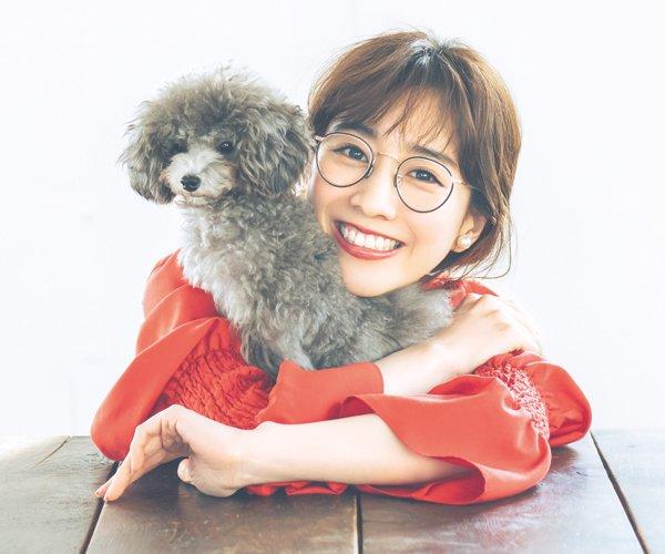 田中みな実「メガネのギャップ萌えは男女問わずきっとある!」|あざとかわいいパーツ美容 「メガネ」