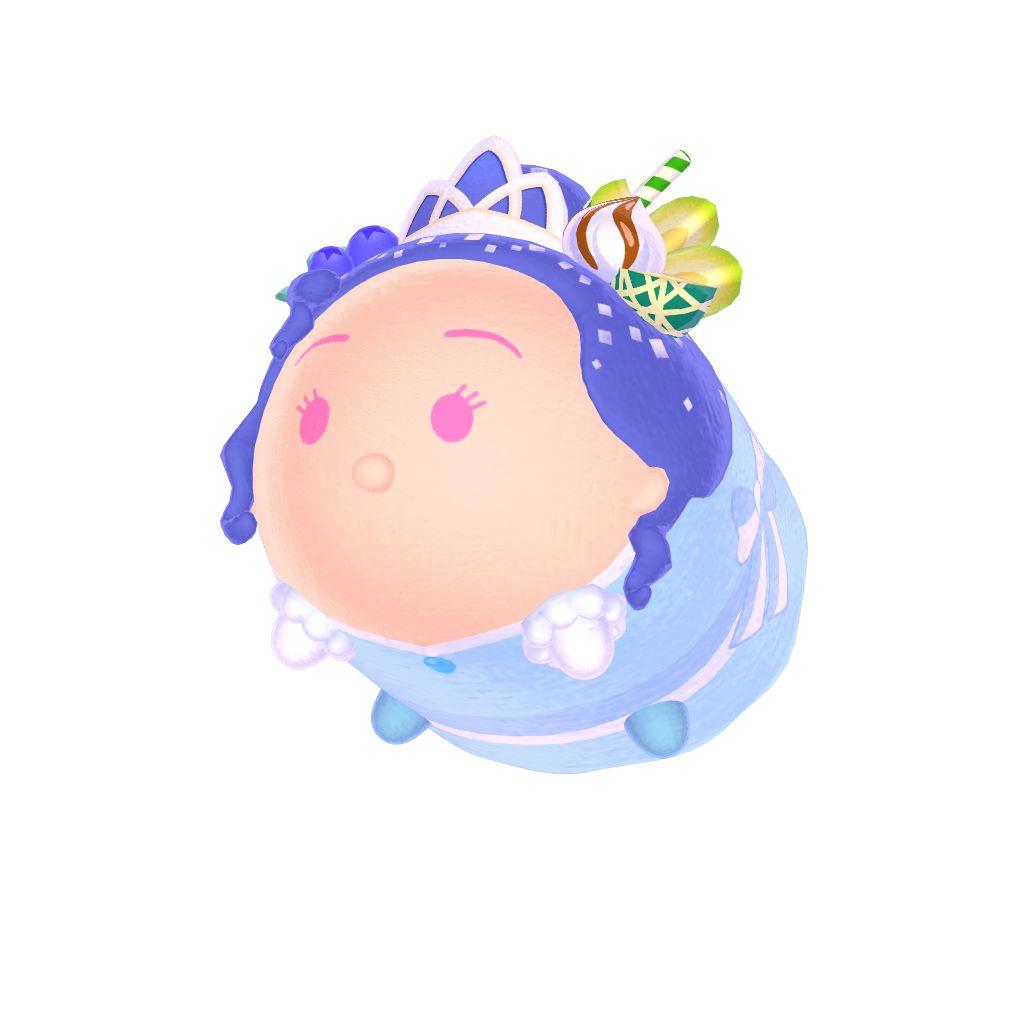 プリンセス ツム 770exp