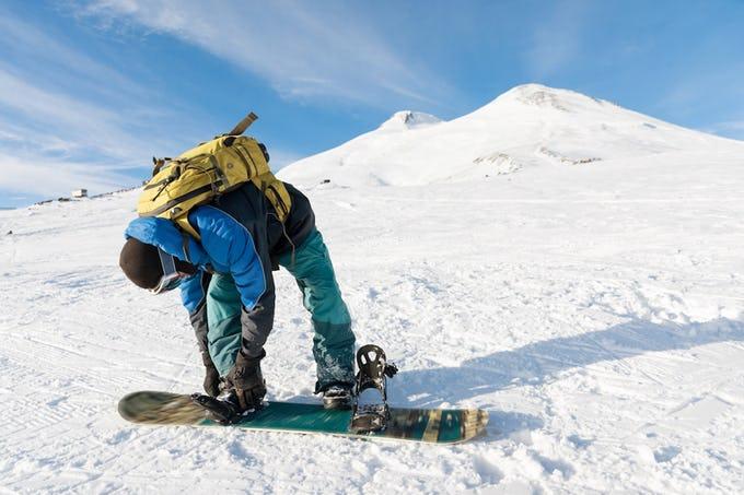 幅 スノーボード スタンス