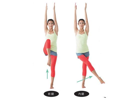 4401f44a4617cc 前腿、内腿、裏腿…全方位から太腿の筋肉を鍛えよう|人気ヨガ講師直伝 ...