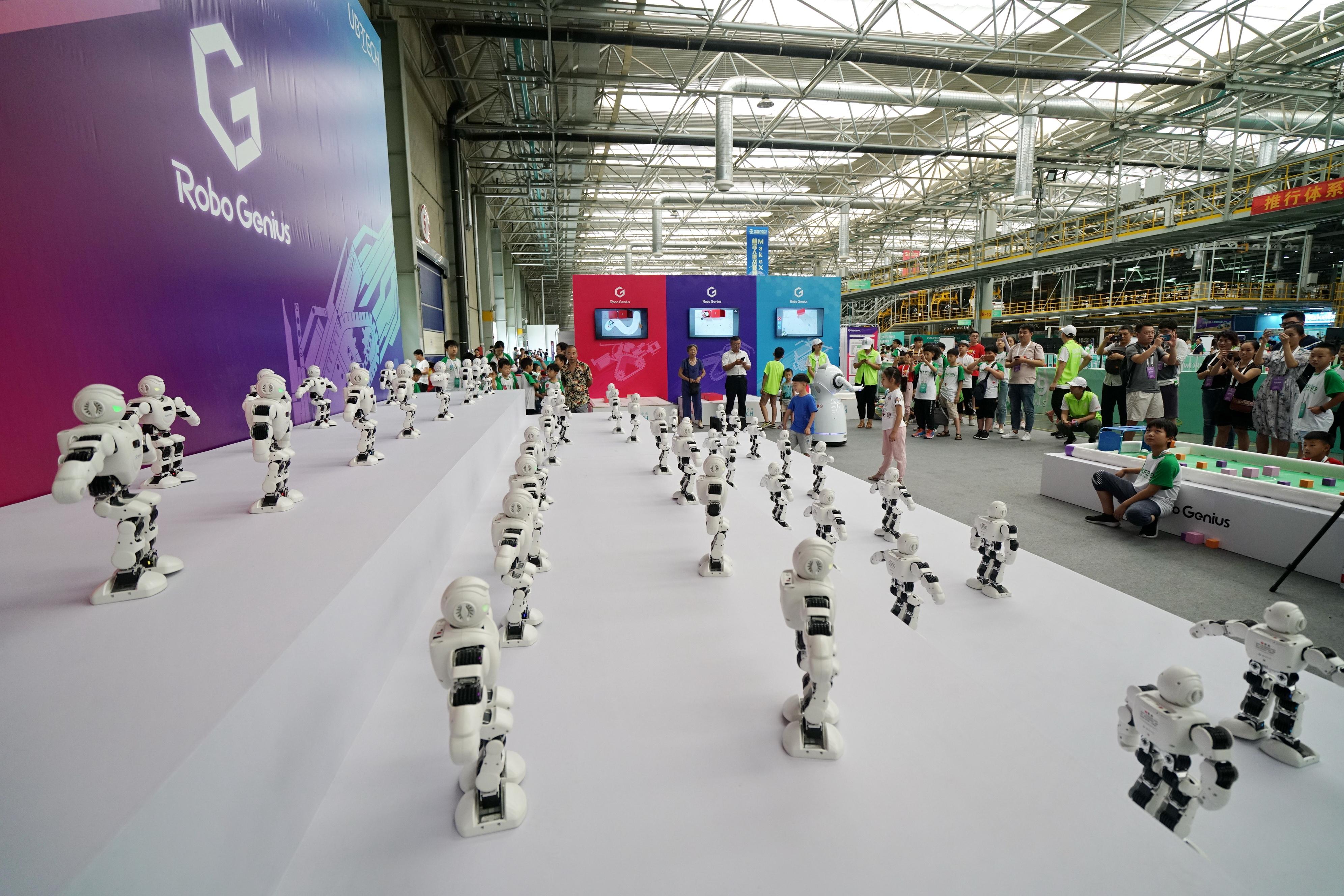 世界ロボットコンテスト2019決勝...