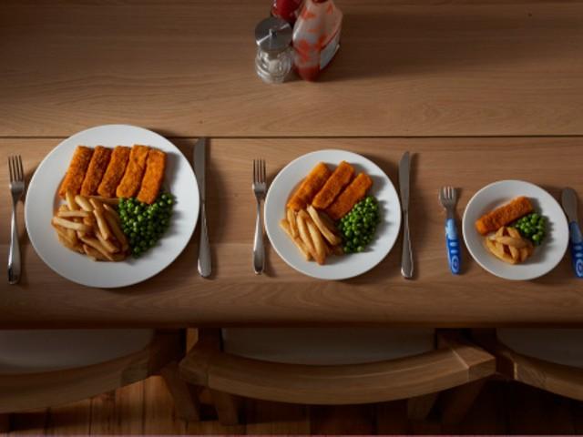 「今食べている食事の量」が多すぎないかを確認する方法