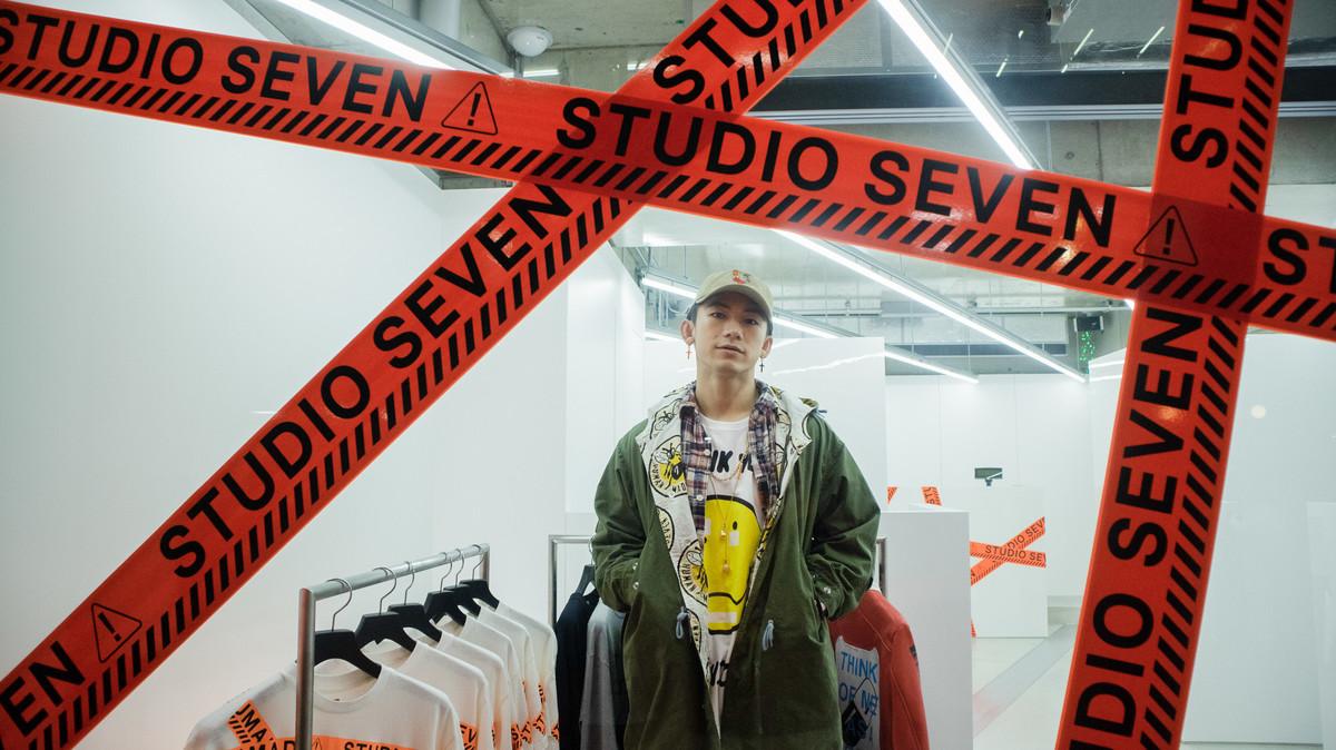 Exile Naotoの スタジオ セブン 初の店舗が中目黒にオープン 店舗