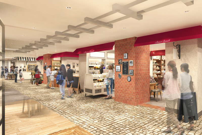 a2efd947adcf 松坂屋名古屋店が南館2階フロアを7年ぶりに全面リニューアルし、「キキヨコチョ(KiKiYOCOCHO)」として3月20日にオープンする。なお、一部の ショップは4月以降に開業 ...