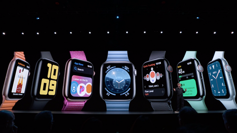 2ea822a892 アップルが現地時間6月3日、アメリカ サンノゼで開催した年次開発者会議「WWDC19」で発表し、秋に配信予定のApple  Watch用のOS「watchOS 6」。例年以上に多くの機能が ...