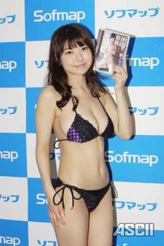 魅惑のHカップ! 花井美理が30代...