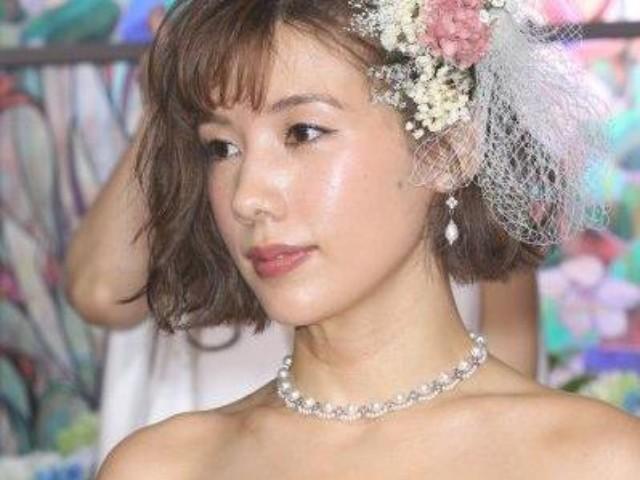 髪のアクセサリーが素敵な甲斐まり恵さん