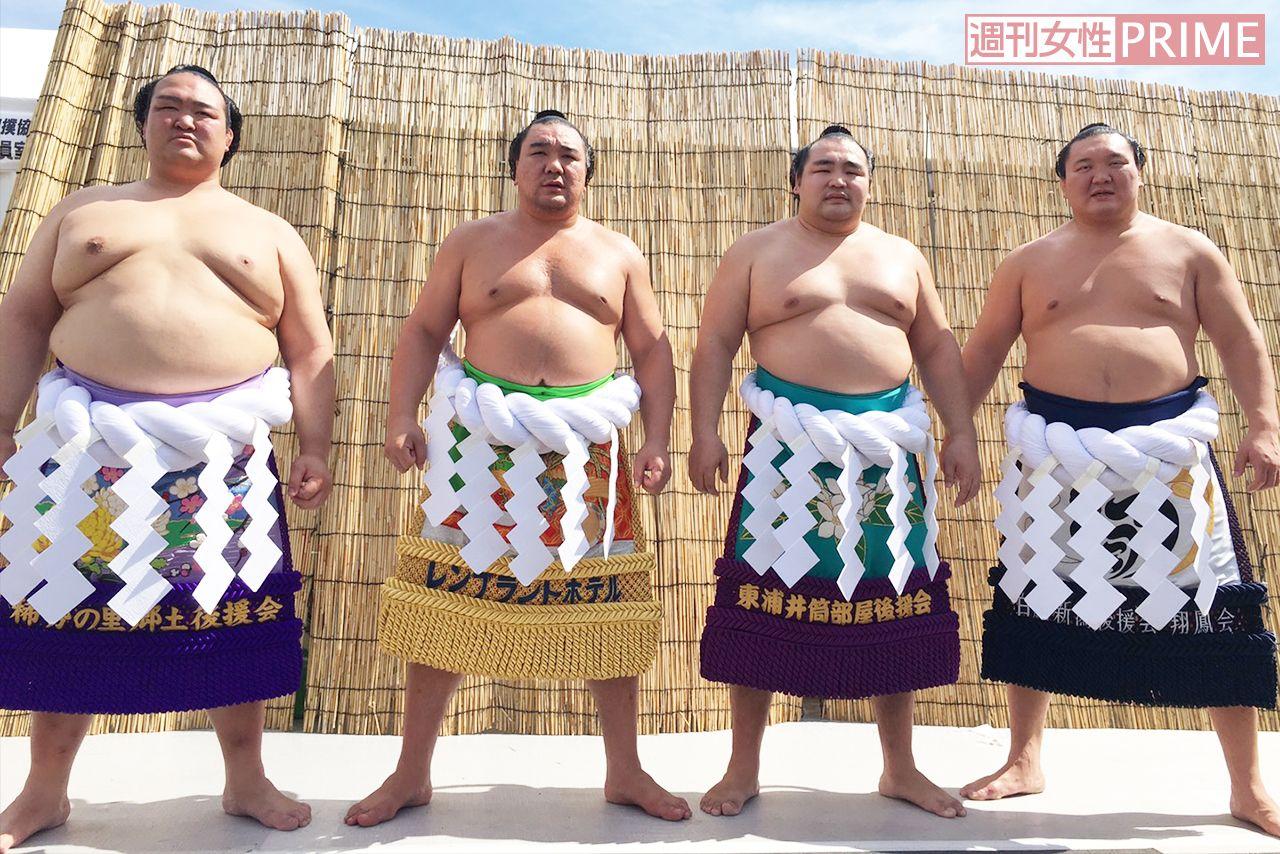 相撲 給料 どこから