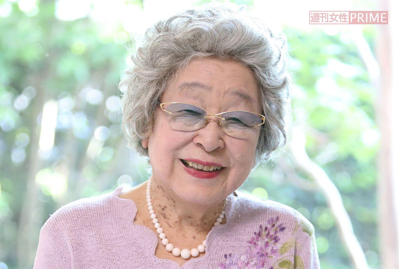 93歳・鈴木登紀子さんの長寿の秘密 (週刊女性PRIME) - LINE NEWS