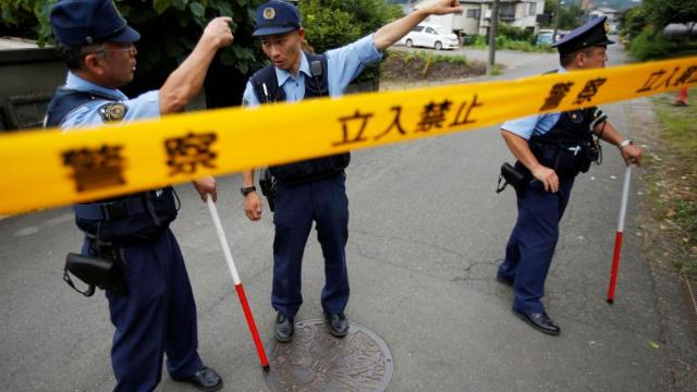 障害者施設刺殺事件の容疑者、2月19日に緊急措置入院 (ロイター) - LINEアカウントメディア