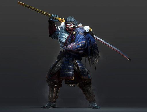 武器 組み合わせ 2 仁王