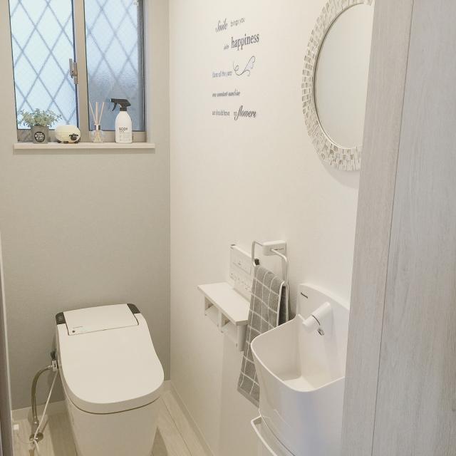 トイレをオシャレに自慢したくなる収納diy実例 Roomclip Mag