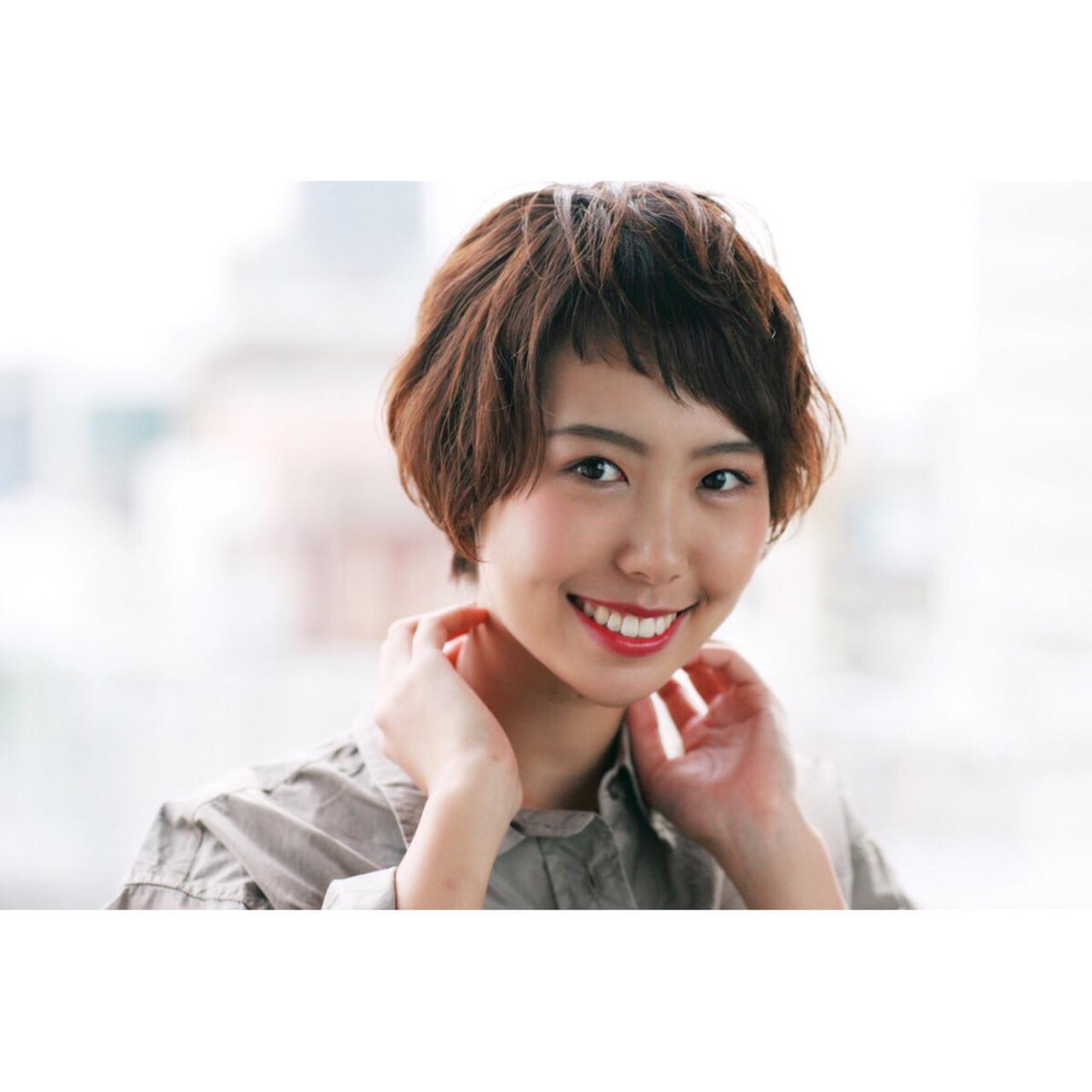 47c35be0e5e82 アシメ×ショートボブで個性溢れる魅力的な女性を目指そう (HAIR) - LINE ...