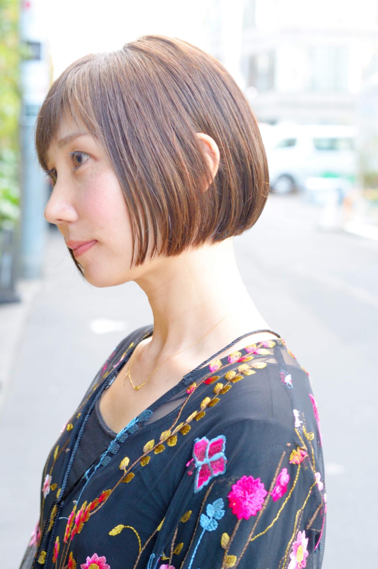 前髪 ぱっつん 男