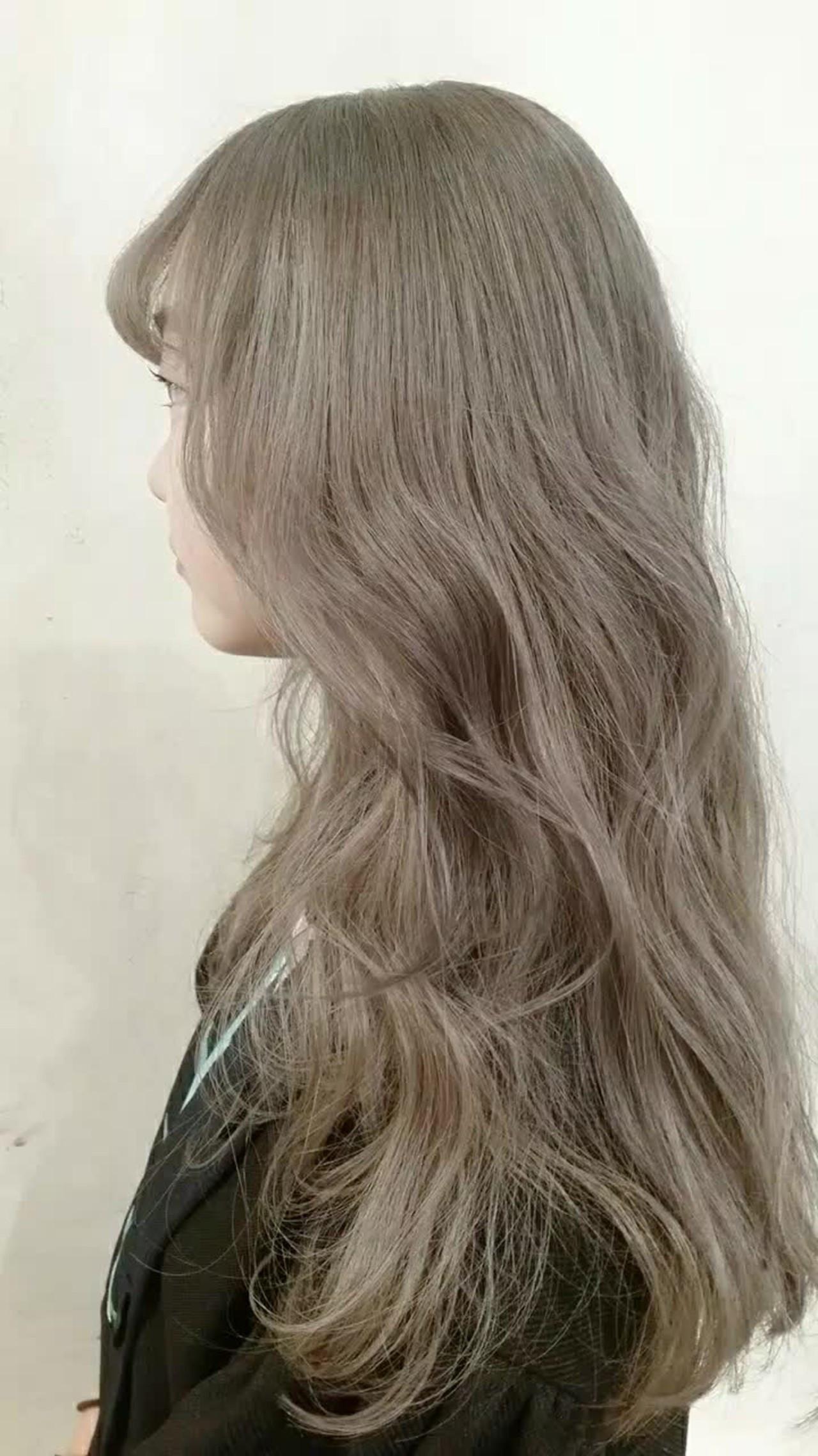 髪色変えるなら?人気のベージュ系ヘアカラーで大人っぽ髪