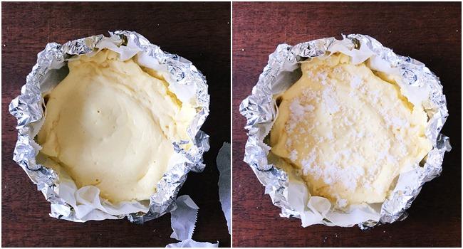 山本 ゆり バスク 風 チーズ ケーキ