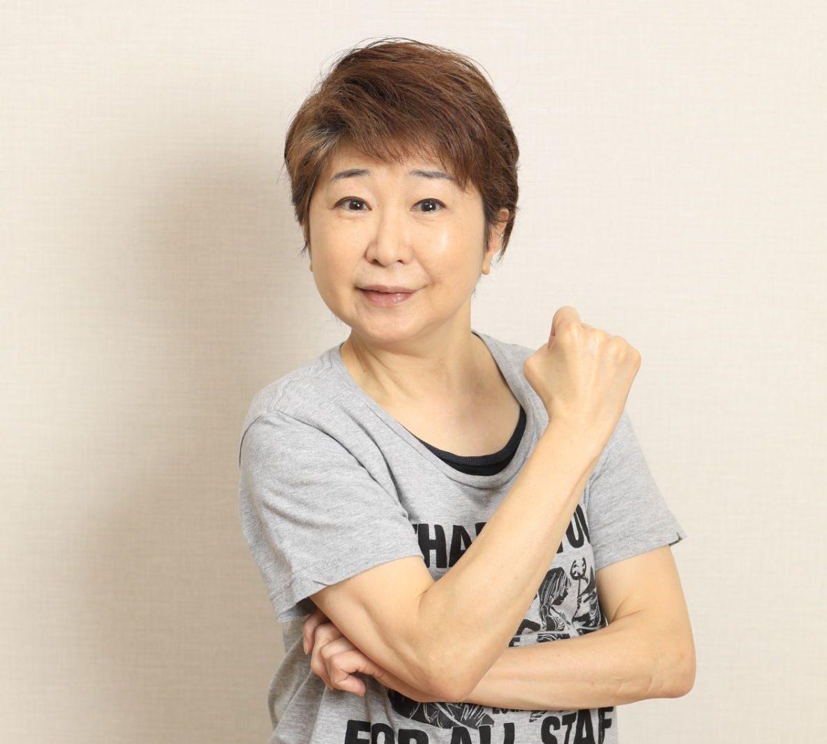 「田中真弓 昔」の画像検索結果