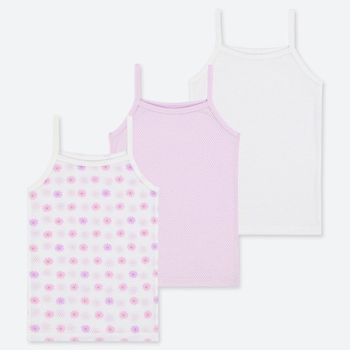 5b5ff8df47365 ユニクロ暑さが本格的になってきたら、インナーを袖なしタイプに変更しておくと涼しく過ごせるのでおすすめです。子供は大人よりも体温が高いため、4月の入園後から  ...